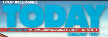 NIBA Article Featured in Crop Insurance Today