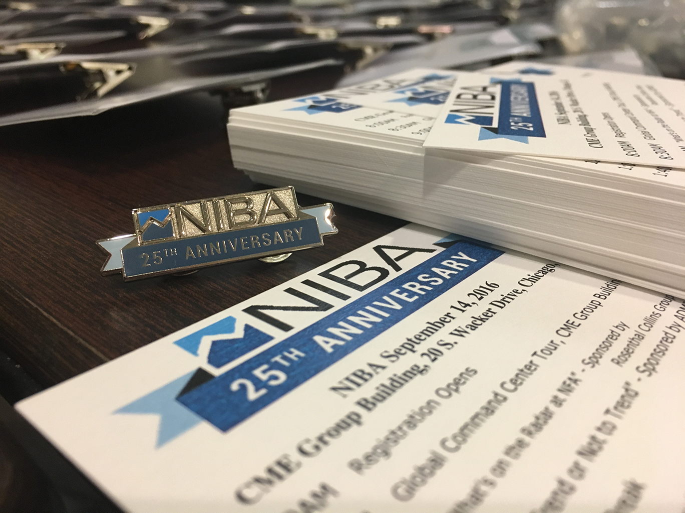 NIBA Hosts 25th Anniversary Chicago Conference and Launches New Member-Focused Website