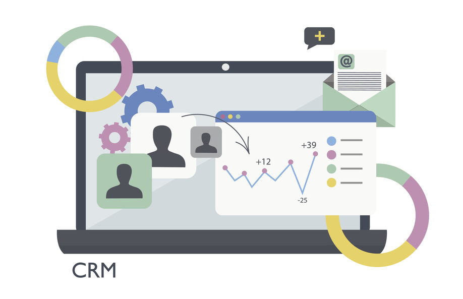 8 Reasons Why Every Financial Services Firm Needs a CRM